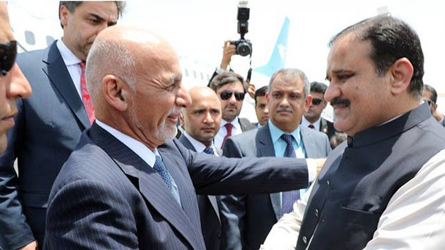 Afghan President Concludes  a Successful Visit to Pakistan