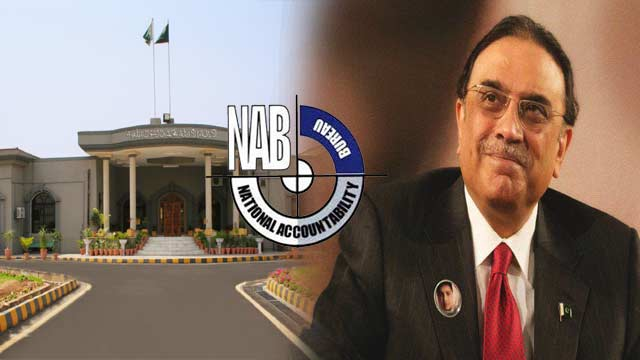 Park Lane Case: IHC to Hear Zardari's Bail Application Today