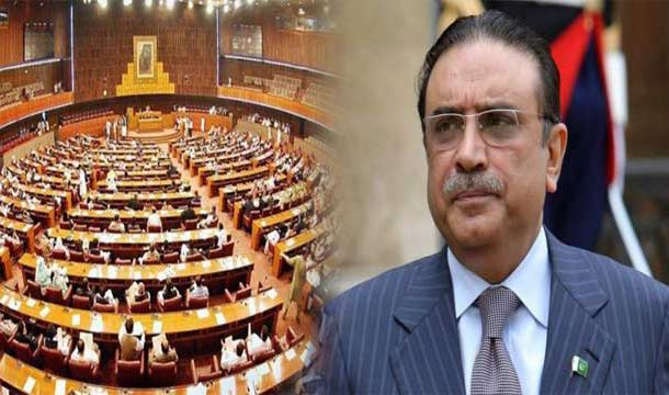 Opposition Sign Petition For Zardari's Production Orders