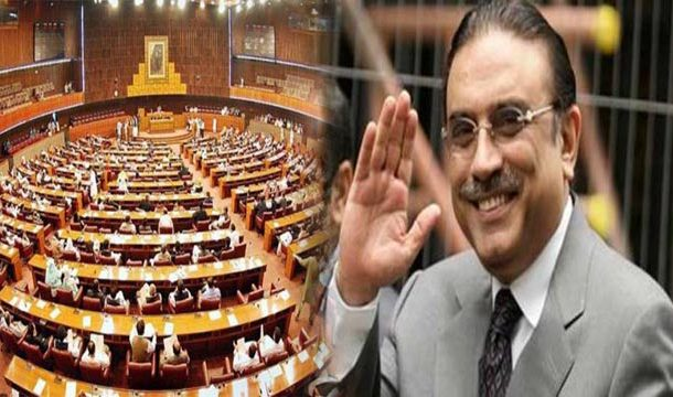 Zardari Gets Membership of Three NA Standing Committees