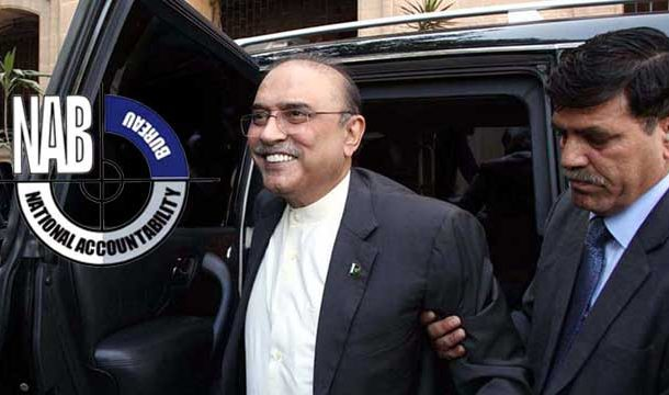 Court Approves Physical Remand of Asif Ali Zardari