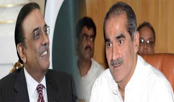 Zardari, Rafique Allowd to Attend NA Session