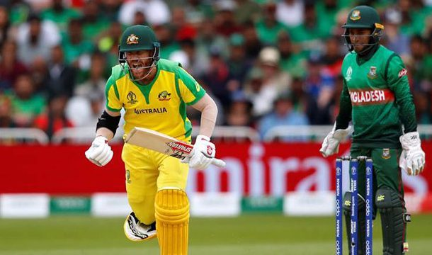 Australia Among Toppers of WC After Defeating Bangladesh