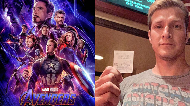 Avenger: Endgame's Fan Break All Records by Watching The Movie A 110 Times