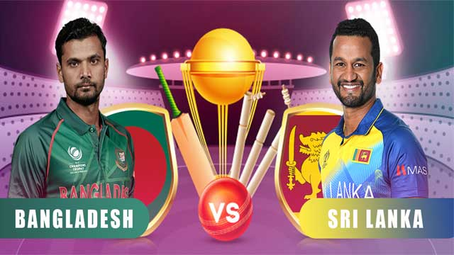 Bangladesh to Face Sri Lanka in World Cup Match Today