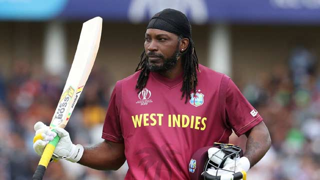 Chris Gayle Sets a New world Cup Record