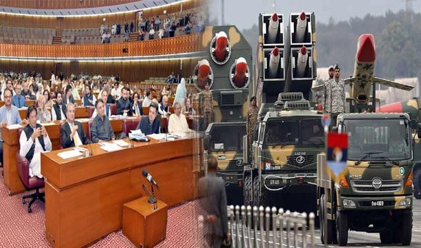 NA Passes Defence Budget Without Any Objection