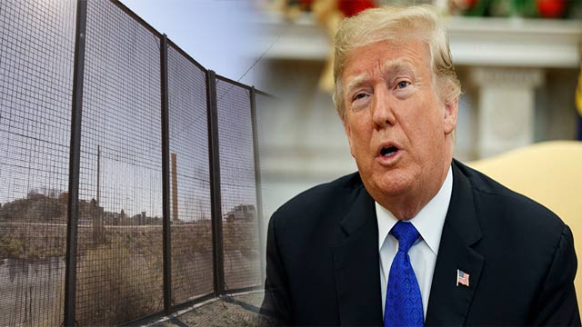 Trump Faces Major Setback as Court Blocks Funds For Border Wall