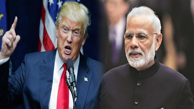 Trump Lashes Out at Tariffs Imposed by India