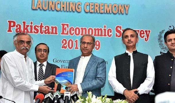 Govt. Unveils Economic Survey of Pakistan 2018-19