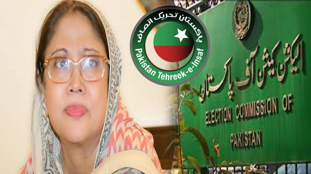 Double Trouble For Faryal Talpur As PTI Seeks Her Disqualification