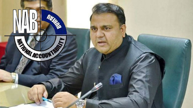 NAB In Action Against Fawad Chaudhary