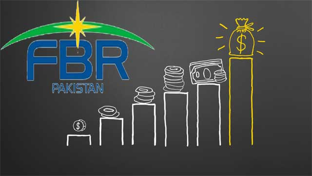 FBR Collected Rs.2900bl From April-18 to July-19