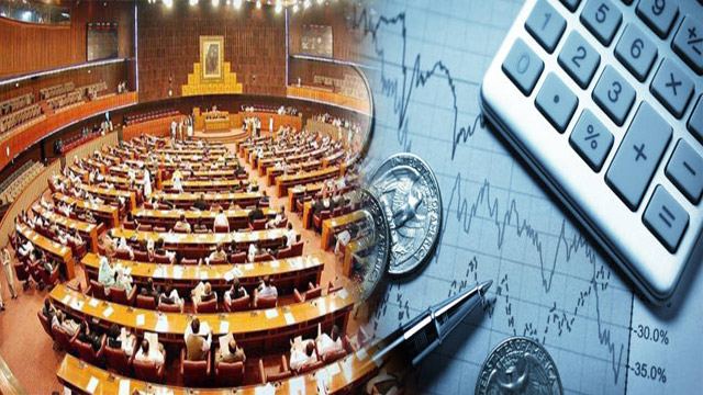 PTI Fails to Get Approval of Finance Bill