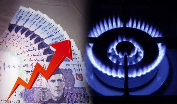 Gas Prices Go Sky High With 190pc Hike