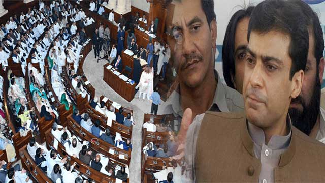 Hamza Shehbaz Allows to Attend Budget Session in PA