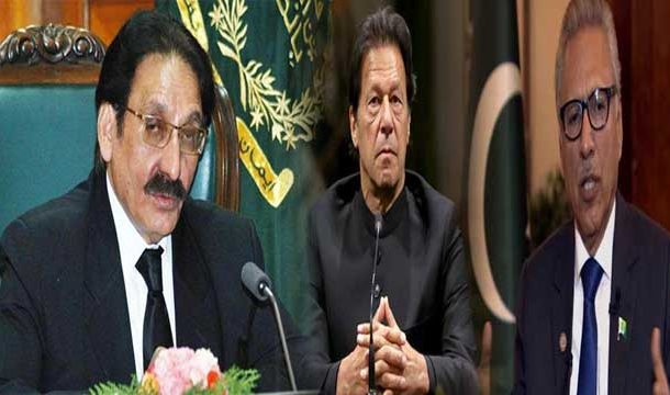 Judges Reference: Ex CJP Demands Action Against President, PM