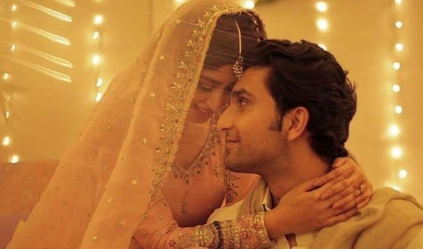 Sajal Aly, Ahad Raza Mir Officially Engaged Now