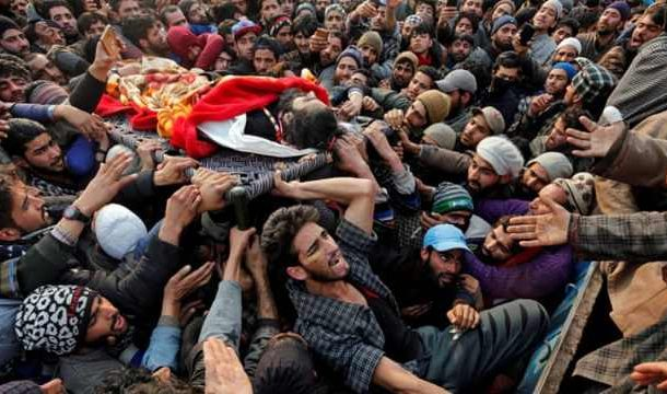34 Kashmiris Martyred, 497 Injured in Ramadan