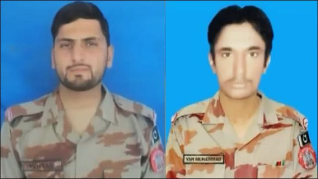Balochistan: Two FC Troops Martyred in Terrorist Attack