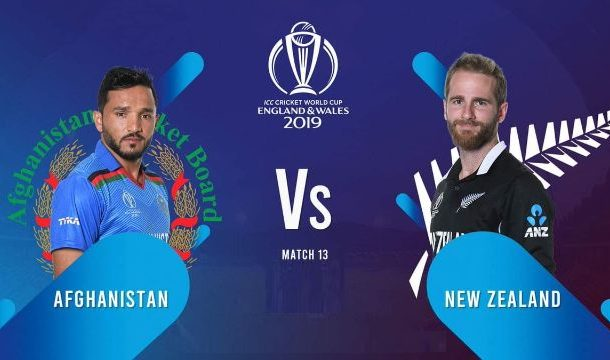 New Zealand Smashes Afghanistan in WC Match