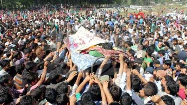 Indian Troops Martyr Two Kashmiris in Occupied Kashmir