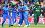 ICC WC: India Stuns Pakistan In Rain-Affected Match
