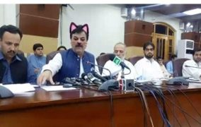 PTI Mocked For Innovating Style of Media Talk With 'Cat Filter'