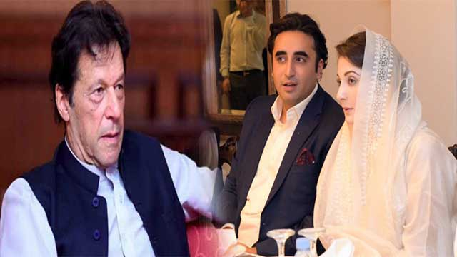Opposition Slams Imran Khan Over Federal Budget 2019-20