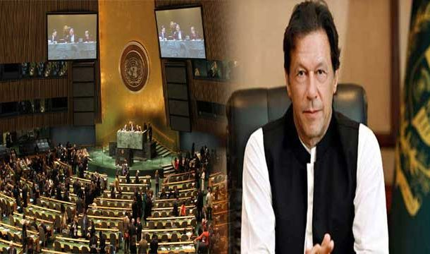 Prime Minister Imran Khan will Virtually Address the 76th Session of UNGA on September 24th