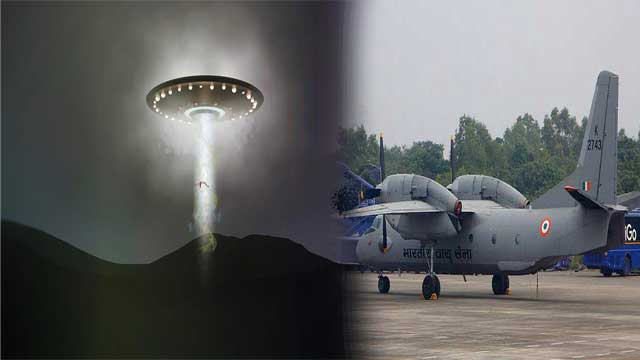 Aliens Hijacked India's Missing Aircraft?