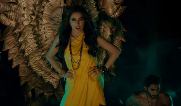 Mehwish Hayat Returns as Fierce as Ever With Her New Item Song 'Gangster Guriya'