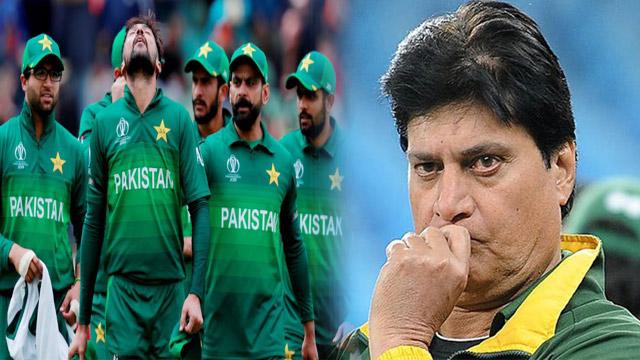 Mohsin Khan Becomes First Victim of PAK Team's Poor WC Performance