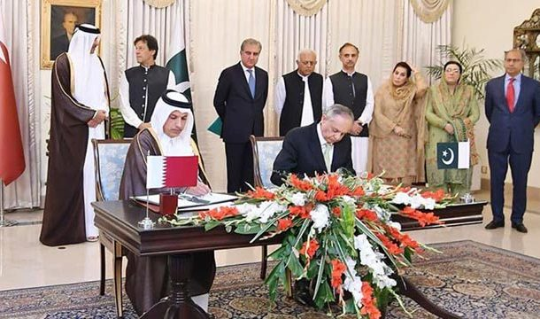 Pakistan, Qatar Sign Three MoUs to Boost Bilateral Co-operation