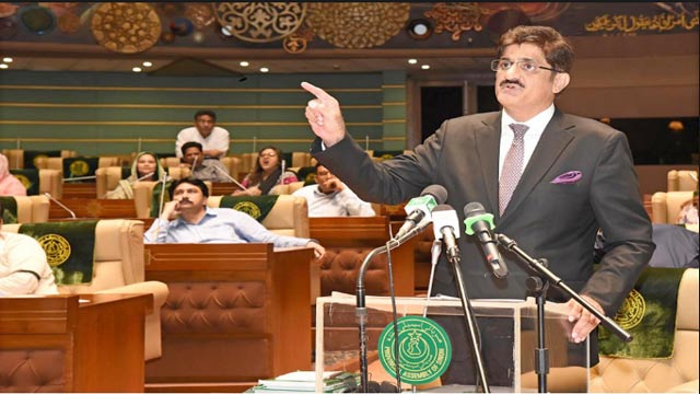 Sindh Assembly Rejects Cut Motions, Passes Budget For FY 2019-20