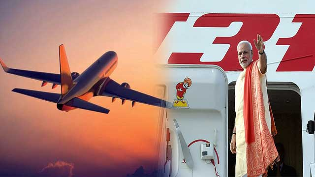 Pakistan Grants Airspace Access to Modi's Aircraft