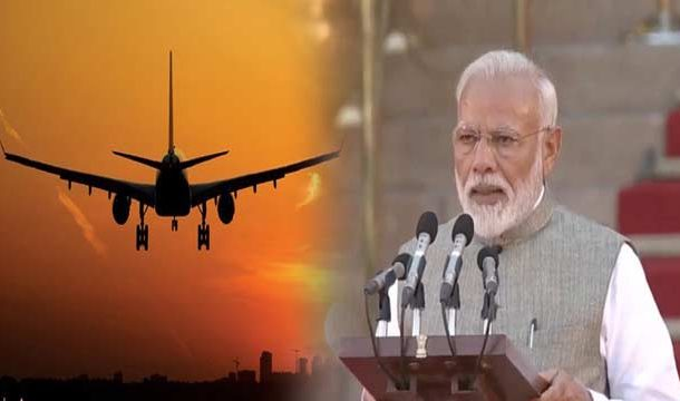 India Seeks Pakistan's Permission to Use its Airspace for PM Modi