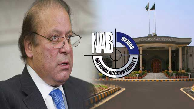 NAB Opposes Nawaz's Sentence Suspension in Al-Azizia Reference