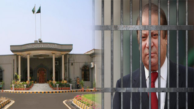 No Relief For Nawaz Sharif as IHC Rejects His Bail Plea