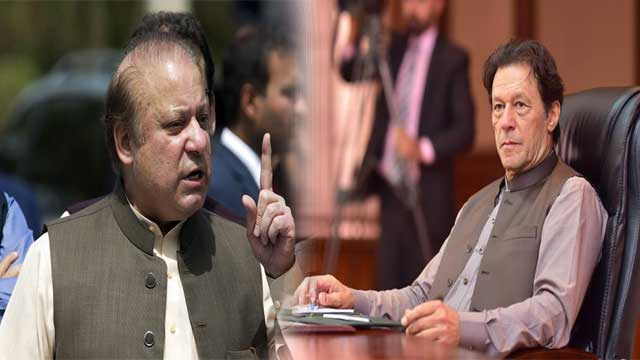 Nawaz Sharif Breaks Silence on Ongoing Accountability, Slams PM