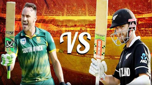 WC: New Zealand to Face South Africa in 'Do or Die' Match Today