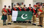 Pakistan Army Wins International Pace Sticking Competition