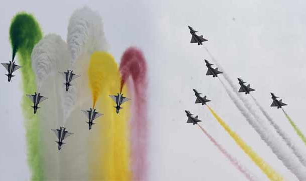 PAF All Set to Steal Paris Air Show From Today