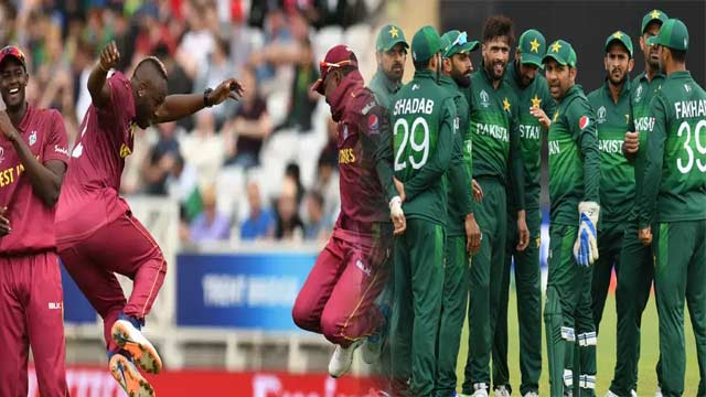 Pak vs WI: Pakistan's Embarrassing Batting Display Leads to Pathetic Defeat