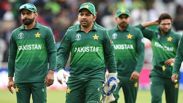 Pakistan Scored Lowest Total in World Cup History