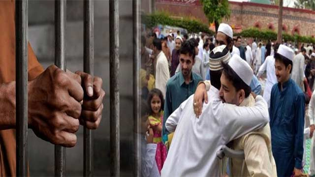 Provincial Governments Release 820 Prisoners on Eid-ul-Fitr