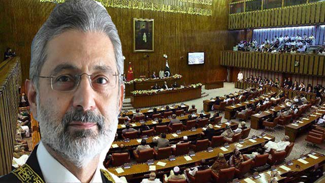 Senate Approves Resolution Condemning References Against Judges