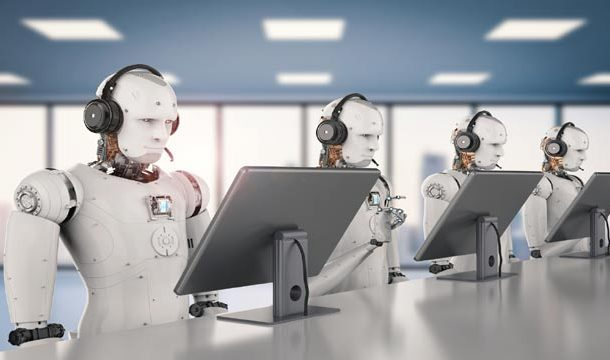 In Accelerating Revolution, Robots Will Take Over 20m Jobs In Future