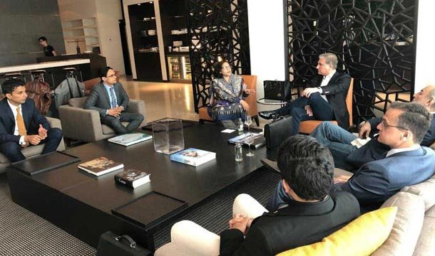 Various Agreements Expected as FM Qureshi Reaches Brussels