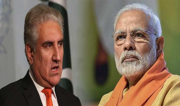 India Trying to Push Pakistan on Every Forum: Qureshi